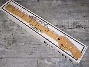 Fender Standard Precision Bass Neck 20 Medium Jumbo Maple C 0996102921