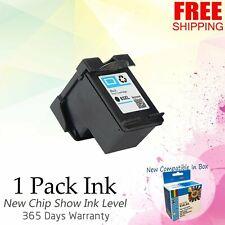 1 Pack Black Ink Fits HP 63XL 63 DeskJet 1110 1112 2130 2132 3630 3632 3634 3636