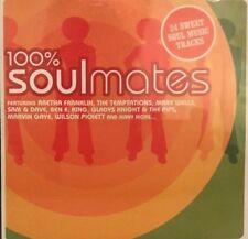 100% Soulmates (CD, Sampler, 2001)