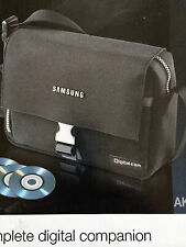 GENUINE SAMSUNG BAG ACCESSORY KIT FOR DVD CAMCORDERS AK-DVD1 CAMERA CASE NEW