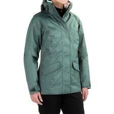 Columbia Sportswear Women's Interchange 3-in-1 Jacket Coat Waterproof  Pond L