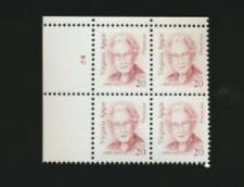 Virginia Apgar Woman Physician #2179 ISA 1994 Mint NH Plate # Block $3.50 Retail
