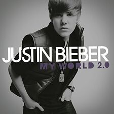Justin Bieber - My World 2.0 [New Vinyl]