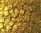 100 VAN GOGH RICH GOLD Mosaic Glass Tiles SUPPLIES