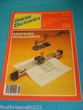 ELEKTOR - ARTIFICAL INTELLIGENCE - MAY 1988 # 156
