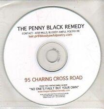 (CQ250) The Penny Black Remedy, 95 Charing Cross Road - 2008 DJ CD
