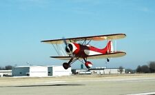 "1/4 Scale WACO UPF-7 92"" Giant Scale RC AIrplane Printed Plans & Templates"