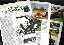 Old LEA-FRANCIS Coventry Cars / Auto Article / Photo's / Picture's