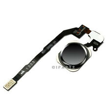 Touch ID Sensor Home Button Key Flex Cable Ribbon Assembly for iPhone 5S (Black)