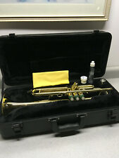 Bach Aristocrat Student Bb Trumpet with extras