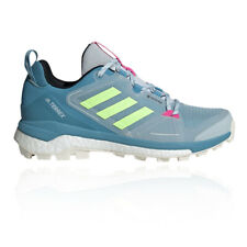 adidas Womens Terrex Skychaser 2 GORE-TEX Walking Shoes Blue Outdoors