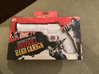 BOXED The House Of The Dead Overkill Hand Cannon Gun  Nintendo Wii