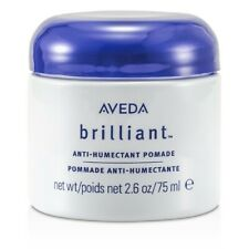 Aveda Brilliant Anti - Humectant Pomade (2.6 oz / 75ml) New