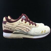 ASICS Gel-Lyte III Sneakers Casual - Birch Beige - Womens - 1192A114-200