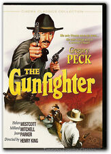 The Gunfighter DVD New Gregory Peck Helen Westcott Millard Mitchell Karl Malden