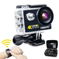 Campark Ultra4K WIFI Action Camera Waterproof Sports Cam Underwater Camcorder AU