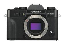 Fujifilm X-T30 Digital Compact System Camera Body - Black