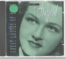 CD Jo Stafford Spotlight Album Great Ladies Of Song 1995 Vintage