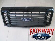08 09 10 Super Duty F-250 F-350 OEM Genuine Ford FX4 Ebony Grill Grille w/Emblem