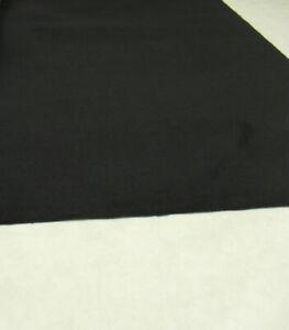 Car Carpet DEEP PILE Black Luxury Carpet for trimming - Approx 2.00m x 1.60m.