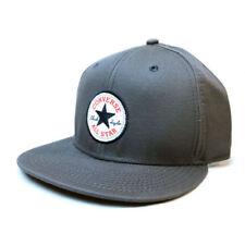 Cappelli da uomo grigie Converse