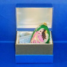 Pier 1 Imports - 2014 - Li Bien Christmas Ornament - Angel with Doves - NEW
