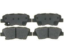 Disc Brake Pad Set-Service Grade; Ceramic Rear Raybestos SGD1313C