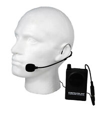 Voice Amplification Mic and Speaker Unit - for a Stormtrooper Costume