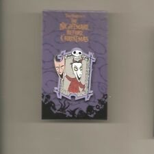 Tim Burton's  Nightmare Before Christmas - Mystery Pin Collection (Lock Only)