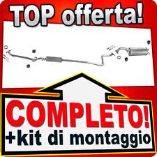 Scarico Completo TOYOTA YARIS (P1) 1.0 65CV Marmitta X40