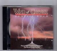 (HW199) Wind of Change, Classic Rock - 1991 CD