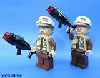 LEGO STAR WARS /75164/ Figura (03) REBEL TROOPER con Big Blaster / 2 piezas