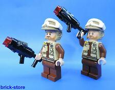 LEGO STAR WARS / 75164 / FIGURINE (03) REBEL TROOPER AVEC Big Blaster / 2 pièces
