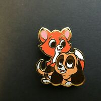 Cutie Fox and the Hound - Tod Cooper Cuties FANTASY Disney Pin 0