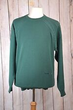 Navigare Mens XL Embroidery Sweater Sailing Yachting Green Italy