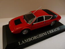 DCD17E car 1/43 altaya IXO DREAM CARS box showcase : LAMBORGHINI Urraco