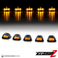 99-16 F250 F350 F450 SuperDuty Truck Roof Top Amber LED Safety Tow Lights Wiring