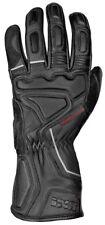 iXS Tigun schwarz Gr. KM Leder Motorrad Handschuhe Kurzgrösse