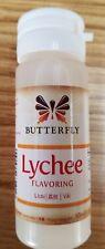 Lychee Butterfly Brand Flavoring Essence (30 ml = 1 oz)