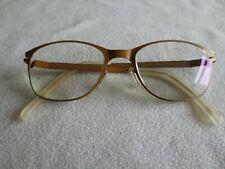 Mykita brown glasses frames. Lotti.