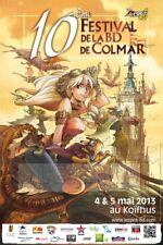 CATALOGUE FESTIVAL BD de COLMAR 2013 - BD FIL (BARBUCCI-EKHO)