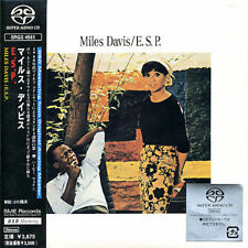 E.S.P. by Miles Davis (CD, Aug-2002, Sony)