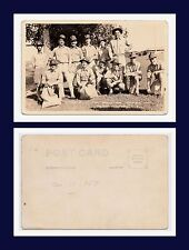 CANAL ZONE FORT CLAYTON US ARMY PICK UP DETAIL REAL PHOTO DOPS BACK CIRCA  1927