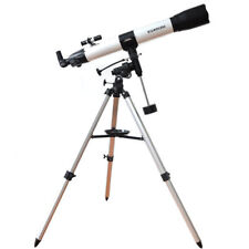 Visionking 80 Refractor Astronomical Telescope & Smart Phone Adapter Digiscoping