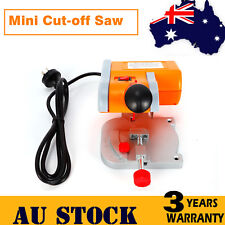 Mini adjustable Bench Top Cut-off Saw Miter Saw Wood metal Cutting Tool Cutter