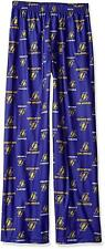 OuterStuff NCAA Los Angeles Lakers Boys Sleepwear Pants, Medium (5,6), Purple