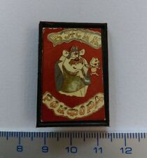 Disney from USSR Pin back ROQUEFORT THE ARISTOCATS.  badge Russia. VINTAGE.