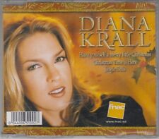 Diana Krall cd single promo Spain Have yourself a merry little Christmas 2002