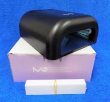 MelodySusie 36W Uv Nail Lamp Dryer Light for Uv Gel Nail Polish & Timer Dr-30C