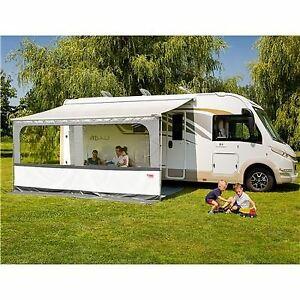 Fiamma Blocker Pro 300cm 3M Front Panel for Awnings Motorhome Caravan